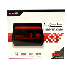 NES Top Loader Console System - Black Red (Retro-Bit) RB-NES-7383