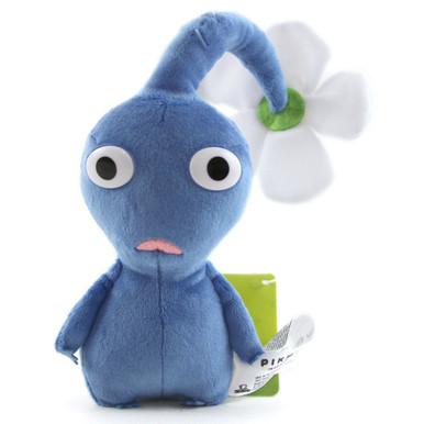 "Blue Flower - Pikmin 7"" Plush (San-Ei) 1648"