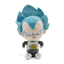 "Super Saiyan Blue Vegeta - Dragon Ball Z 7"" Plush"