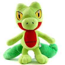 """Treecko - Pokemon 10"""" Plush"""