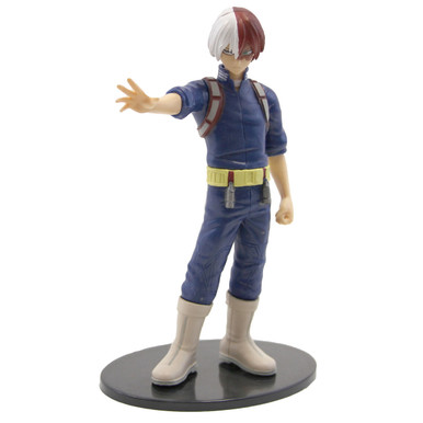 "Shoto Todoroki - My Hero Academia 6"" Figure"
