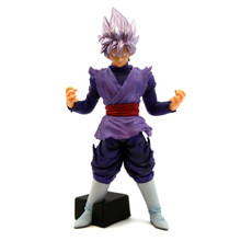 "Super Saiyan Rose Goku Black - DragonBall Z 8"" Action Art Figure"