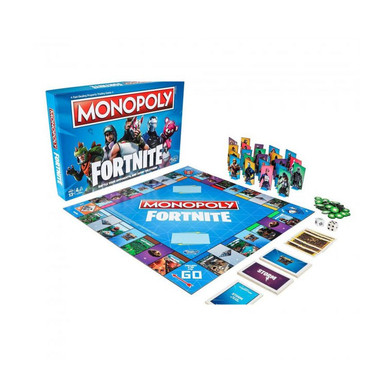 Fortnite Monopoly Board Game (USAopoly) MN113-586
