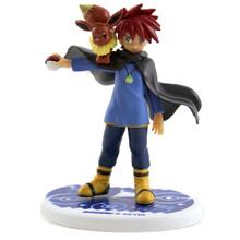 "Blue with Eevee - Pokemon 5"" Action Figure"
