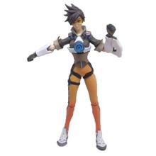"""Tracer - Overwatch 6"""" Interchangeable Figure"""
