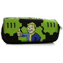 Vault 111- Fallout 4 Clutch Black Wallet