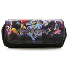 Cast - Kingdom Hearts Black Clutch Wallet