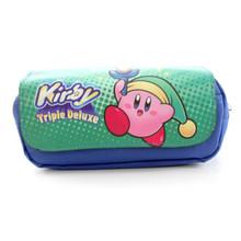 Sword Kirby- Kirby Clutch Black Wallet