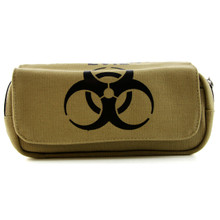 Logo - Resident Evil Tan Wallet