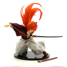 "Himura Kenshin - Rurouni Kenshin 10"" Action Figure"
