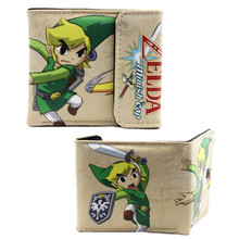 "Minish Cap - Legend of Zelda 4x5"" BiFold Wallet With Flap"