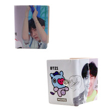 "J-Hope - BTS 4x5"" TriFold Wallet"
