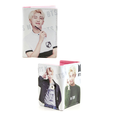"""RM - BTS 4x5"""" TriFold Wallet"""