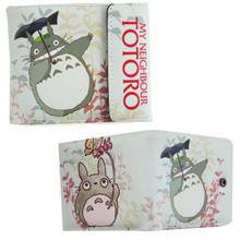 "Totoro - My Neighbor Totoro 4x5"" BiFold Wallet With Flap"