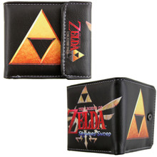 "Triforce - The Legend of Zelda 4x5"" BiFold Wallet With Flap"