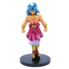 "Super Saiyan God Broly - DragonBall Z 7"" Action Figure"
