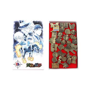 Badge Pins - Detective Conan 33 pc. Pin Set