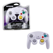 Gamecube Rumble Analog Controller Pad - White (Teknogame)