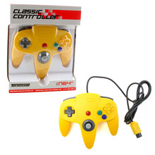 Nintendo 64 Analog Controller Pad OG - Yellow (Teknogame)