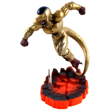 "Golden Frieza - DragonBall Super 6"" Action Art Figure"