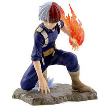 "Shoto Todoroki in Combat - My Hero Academia 9"" Figure"