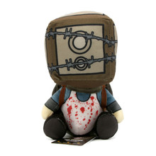 """The Keeper - The Evil Within 6"""" Plush (Stubbins) BE-PL-001"""