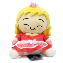 "Princess Plump - Fat Princess 6"" Plush (Stubbins) PS-PL-018"