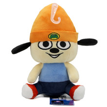 "PaRappa The Rapper - PaRappa 6"" Plush (Stubbins) PS-PL-006"