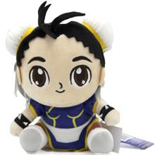 "Chun Li - Street Fighter 6"" Plush (Stubbins) CP-PL-004"