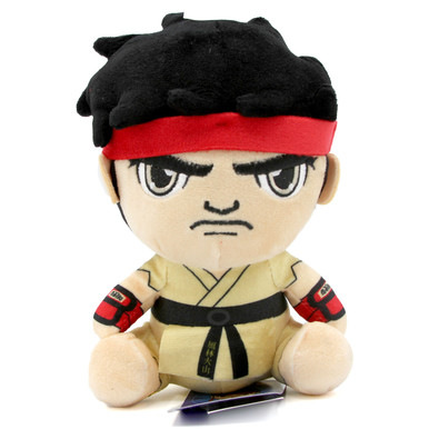 "Ryu - Street Fighter 6"" Plush (Stubbins) CP-PL-003"
