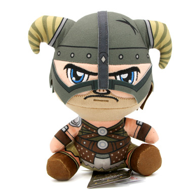 "Dragonborn - The Elder Scrolls V Skyrim 6"" Plush (Stubbins) BE-PL-003"