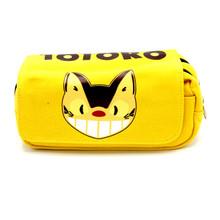 Cat Bus - My Neighbor Totoro Clutch Yellow Wallet