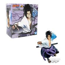 """Sasuke Uchiha - Naruto Shippuden 7"""" Vibration Stars Figure (Banpresto)"""