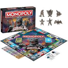Godzilla - Monopoly Board Game (USAopoly) MN133-710