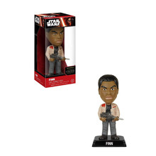 "Finn - Star Wars 6"" Wacky Wobbler Bobble Head Vinyl Figure (Funko)"