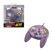 Nintendo 64 Tribute Controller Pad - Atomic Purple (Retro-Bit)