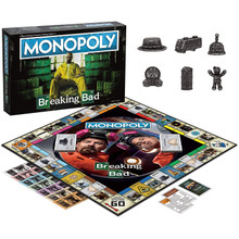 Breaking Bad - Monopoly Board Game (USAopoly) MN091-709