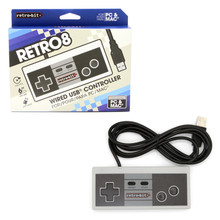 NES USB Classic Controller (RetroLink) RB-PC-7437