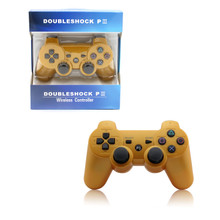 PS3 Wireless OG Controller Pad - Gold (Hexir)