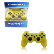 PS3 Wireless OG Controller Pad - Yellow (Hexir)