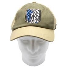Survey Corps. Logo - Attack on Titan Cosplay Baseball Cap