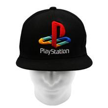 PS1 Logo - Playstation 1 Snapback Cap Hat