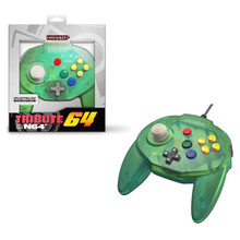 Nintendo 64 Tribute Controller Pad - Forrest Green (Retro-Bit)