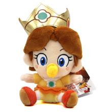 "Baby Daisy - Super Mario Bros 5"" Plush (San-Ei) 1728"