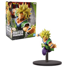 "Super Saiyan Broly - DragonBall 6"" Match Maker Figure (Banpresto)"