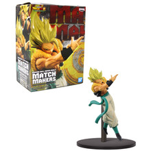 "Super Saiyan Gogeta - DragonBall 6"" Match Maker Figure (Banpresto)"
