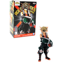 "Bakugo - My Hero Academia 5"" Age of Heroes Figure (Banpresto) 16211"
