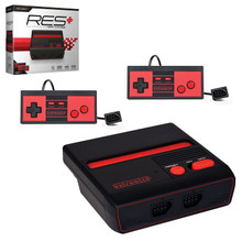 NES 8-Bit RES Plus System HDMI Compatible - Black Red (Retro-Bit)