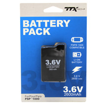 PSP 1000 Rechargeable Battery Pack (TTX Tech) NXPSP-2691