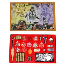 Items Set - Naruto 28 Pcs. Necklace Pendant Set